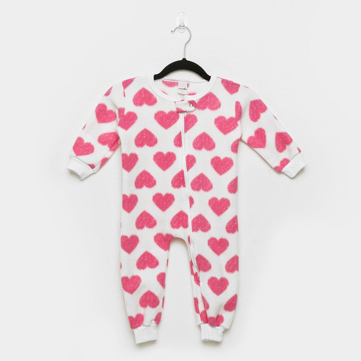 Lina Pink Pijama para Beb/és