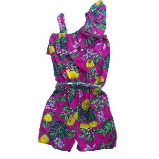Macacão Infantil Verão Limões - Costão Mini