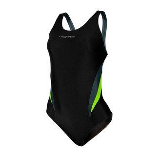 Maiô nadador tira larga liso cores Mormaii