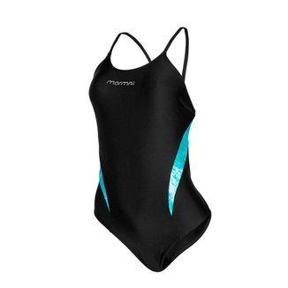 Maiô nadador tiras finas com estampa Mormaii