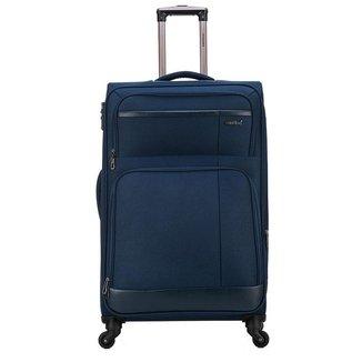 Mala de Viagem Grande (32 kg) em Poliéster com Rodas 360º e Cadeado TSA - Dalian - Santino