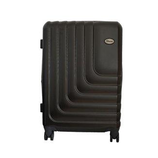 Mala de Viagem IKA Expansível em ABS Flex Cadeado TSA Embutido Rodas Duplas 360º