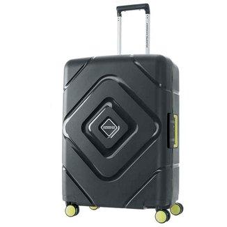 Mala de Viagem Média (23 kg) Rígida em Polipropileno com Rodas Duplas 360º e Cadeado TSA - Trigard -