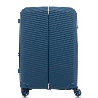Mala de Viagem Média (23 kg) Rígida em Polipropileno com Rodas Duplas 360º e Cadeado TSA - Varro - S