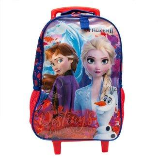 Mala Escolar com Rodinhas DMW My Destiny´s Calling Frozen