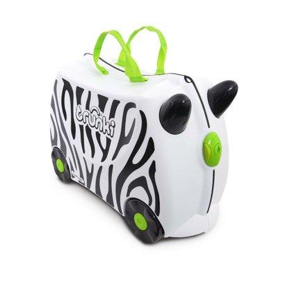 Mala Infantil Trunki - Zebra Zimba