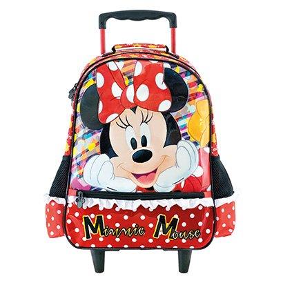 Mala Infantil Xeryus Com Rodas 16 Minnie Its All About Minnie