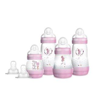 Mamadeira Mam Easy Start - Gift Set Rosa