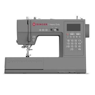 Máquina de Costura Singer Heavy Duty HD6805 Cinza Bivolt