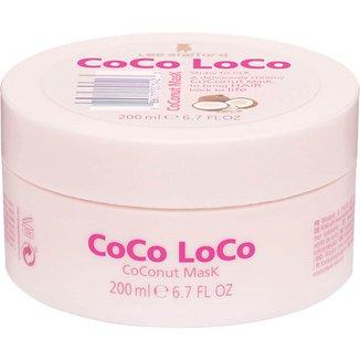 Máscara Capilar Lee Stafford Coco Loco Coconut 200ml