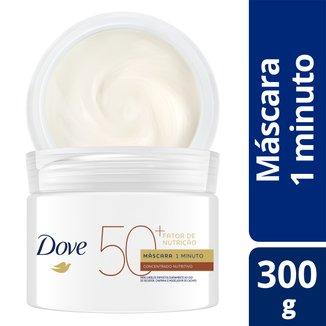 Máscara Concentrada Regeneradora Dove Fator de Nutrição 50+ 300g