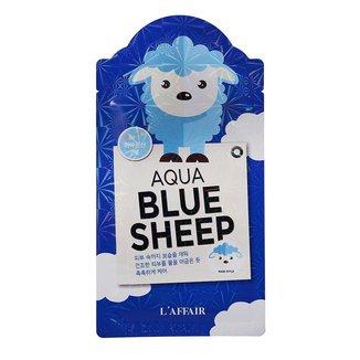 Máscara de Hidratação Sisi Cosméticos L'Affair Aqua Blue Sheep 1 Um