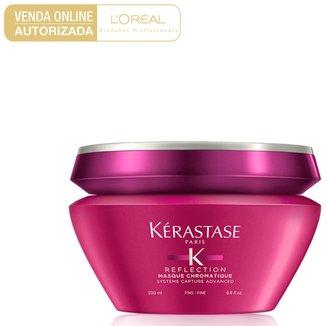 Máscara de Tratamento Kérastase Reflection Chromatique Finos 200ml