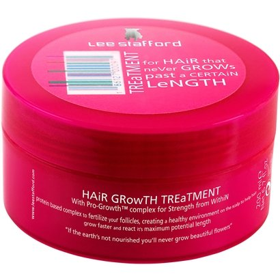 Máscara de Tratamento Lee Stafford Hair Growth 200ml