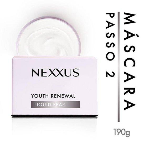 Máscara de Tratamento Nexxus Youth Renewal Restoring 190 g - Incolor