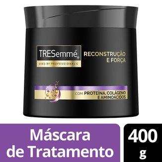 Máscara de Tratamento Tresemmé Reconstrução e Força 400g
