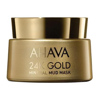 Máscara Facial Ahava - Gold Mask 50ml