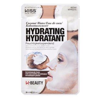Máscara Facial Kiss NY - Água de Coco