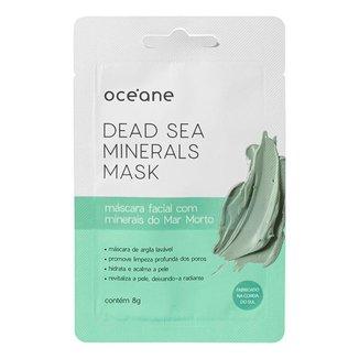 Máscara Facial Océane – Mar Morto, Dead Sea Minerals Mask 8g