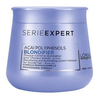 Máscara L'Oréal Professionnel Serie Expert Blondifier Gloss 250ml
