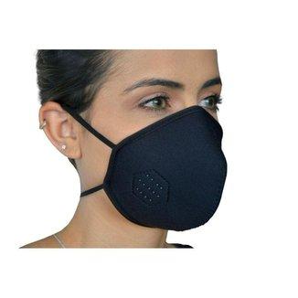 Máscara Proteção Reutilizável em Neoprene 2mm - NC Extreme