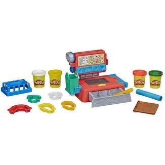 Massinha Play Doh Caixa Registradora Play-Doh com Acessórios