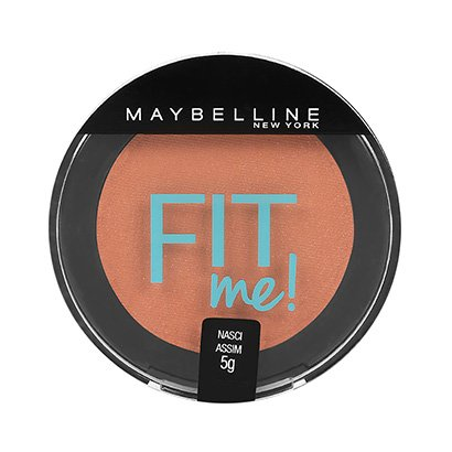 Maybelline Blush Fit Me Cor 03 Nasci Assim - Feminino