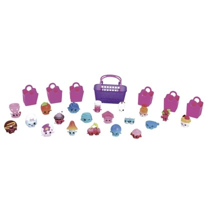 Mega Kit Shopkins - Surpresa - Série 4 - DTC