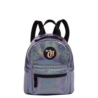 Mini Bag Sestini Capricho Holográfico Feminina
