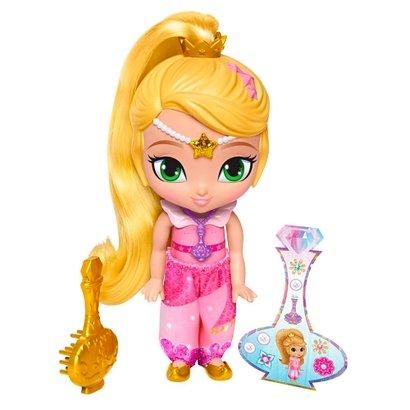 Mini Boneca e Acessórios - Shimmer & Shine - Leah - Fisher-Price