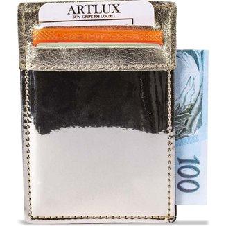 Mini Carteira Artlux