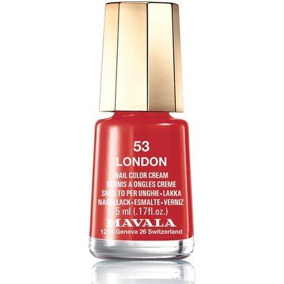 Mini Esmalte Cremoso Mavala Color London N053 5ml
