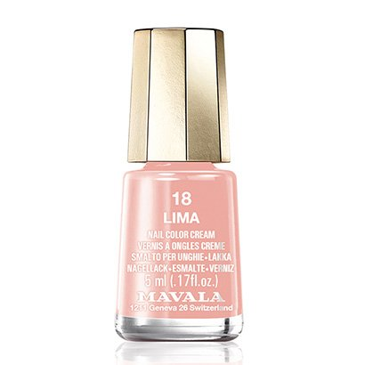 Mini Esmalte Mavala Color Lima N018 5ml