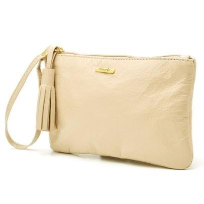 Mini  Hendy Bag  Verniz   Couro-Feminino