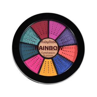 Mini Paleta De Sombras Rainbow - Ruby Rose Rainbow