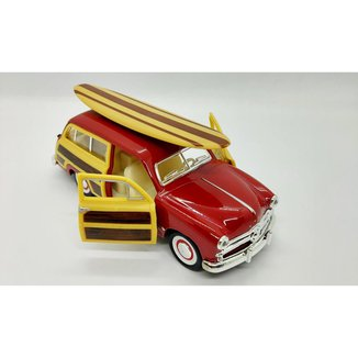 Miniatura Ford Woody Wagon 1949 - Miniaturas de carros