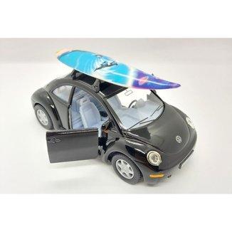 Miniatura Volkswagen New Beetle - Miniaturas de carros