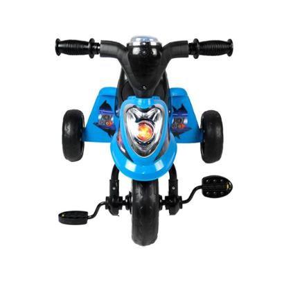Miniciclo Triciclo Bel Brink Toca Música e Acende Luzes
