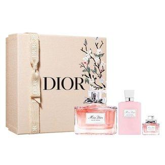 Miss Dior Dior Kit Coffret Feminino - EDP + Loção Corporal + Miniatura Kit