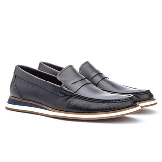 Mocassim Casual Loafer Floater Masculino