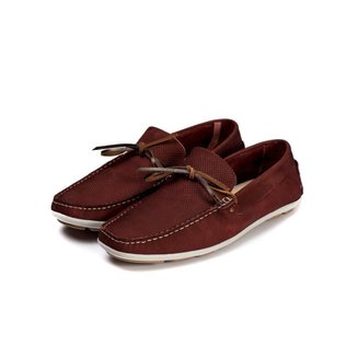 Mocassim Casual Youth Couro 5005