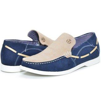 Mocassim Couro Shoes Grand Copacabana Masculino
