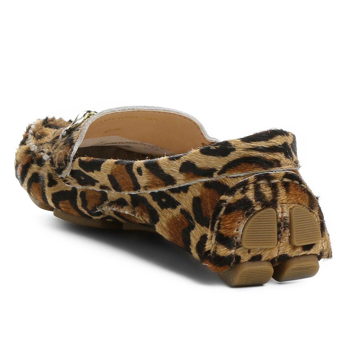 Feminino Onça Corrente Couro Shoestock Onça Mocassim Corrente Mocassim Drive Mocassim Couro Feminino Shoestock Drive 5FxqAw