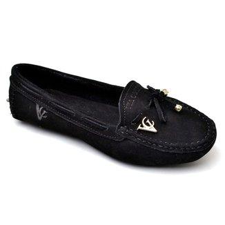 Mocassim Couro Top Franca Shoes Feminino