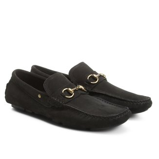 Mocassim Couro Walkabout Nobuck Masculino