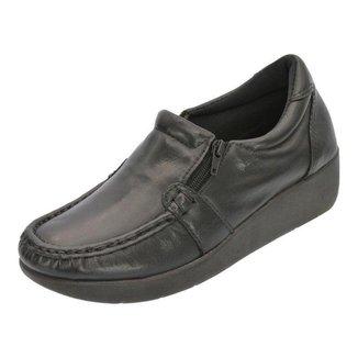 Mocassim Danflex Calçados Confort Anatômico Feminino