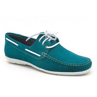 Mocassim Dockside Atron Shoes Masculino Cadarço Conforto