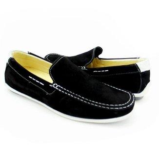 Mocassim Dockside Atron Shoes Masculino Casual Dia a Dia