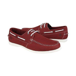 Mocassim Dockside Shoes Grand Em Couro Tamanho Grande