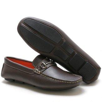 Mocassim Navit Shoes Driver Abridon Masculino